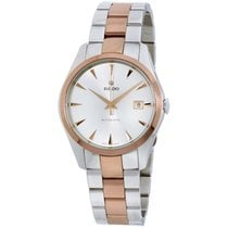 Rado Automatic Silver Dial Two Tone Stainless Steel Ladies...
