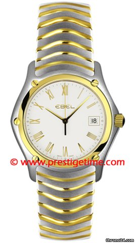Ebel Classic Gents 37mm