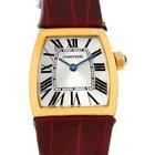 Cartier La Dona Yellow Gold Ladies Small Watch W6400256