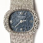 Patek Philippe ladies vintage 18K gold w/Diamond Bezel