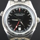 Hamilton JazzMaster GMT Automatic all steel in great condition