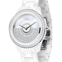 Dior GRAND BAL set with Pave Diamonds, Ceramic CD124BE4C001