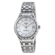 Tissot T-Lady Powermatic 80 Automatic Mother of Pearl Ladies...