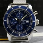 Breitling SuperOcean Heritage Chronograph Blue Dial SS / SS