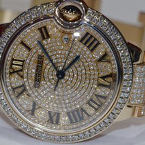 Cartier Ballon Bleu XL Diamonds