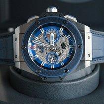 Hublot King Power Jose Mourinho - 48mm Blue Carbon
