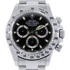 Rolex 116520 Daytona Stainless Steel Watch
