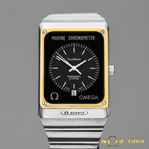 Omega Marine Constellation Chronometer  f2.4 MHz MEGAQUARTZ