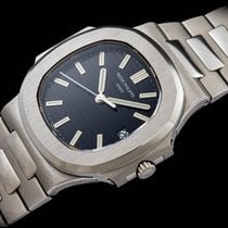 Patek Philippe The white gold Nautilus