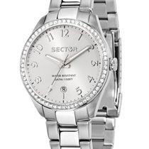 Sector R3253588505 - 120 - Time Only - Lady - 41x36 mm