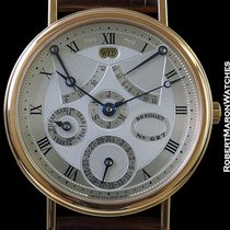 Breguet Classique Complications 3477 18k Rose Automatic...
