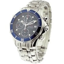 Omega 2225.80 Seamaster 300m Chronograph - New Version - Steel...