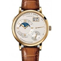 A. Lange & Söhne Grande Lange 1 Moon Phase in Yellow Gold