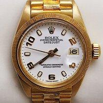 Rolex Ladies 18k Karat Presidential Rolex Oyster Perpetual...