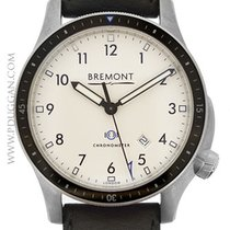 Bremont stainless steel Boeing Model 1 Chronometer