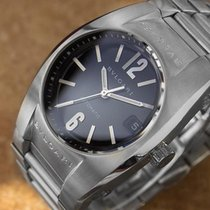 Bulgari Ergon Mens Automatic Swiss Made Mens Stainless Steel...