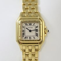 Cartier Panthere Ladies Gold