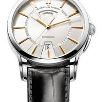 Maurice Lacroix Pontos Sun-Brushed Dial Mens Watch PT6158-SS00...