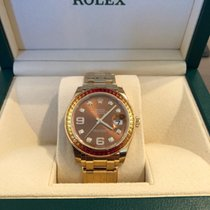 Rolex 86348 Sajor Datejust Pearlmaster