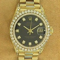 "Rolex Diamond Crown Collection ""President""."