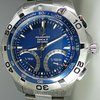 TAG Heuer Aquaracer 300m Calibre S 43mm Blue Dial 2010