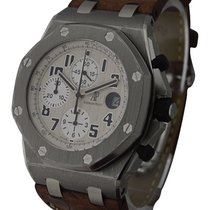 Audemars Piguet Safari Royal Oak Offshore Chronograph in Steel