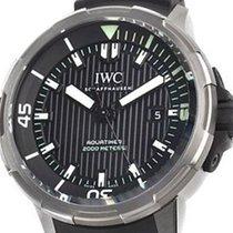 IWC Aquatimer Automatik 2000 Ref. IW358002