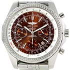 Breitling Bentley Motors Chronograph Bronze Dial Mens Watch...