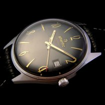 Atlantic Vintage Worldmaster Mechanical Watch 80's