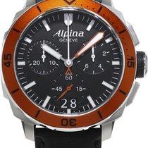 Alpina Geneve Diver 300 AL-372LBO4V6 Herrenchronograph...