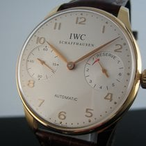IWC Portugieser 2000 Rosegold Limited Edition 5000-04