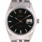 Rolex Oysterdate Precision Stahl Handaufzug Jubilé Armband...