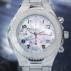 Technomarine Sports Quartz Watch, Mother Of Pearl Dial, 41mm...