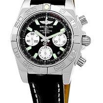 "Breitling ""Chronomat 41"" Chronograph Strapwatch."