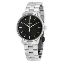 Rado R22862153 Ladies Coupole Classic Black Dial  Watch