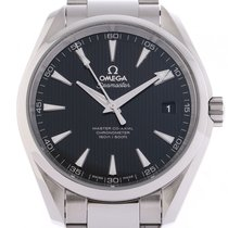 Omega Seamaster Aqua Terra 150 M Co-Axial Stahl Automatik 42mm