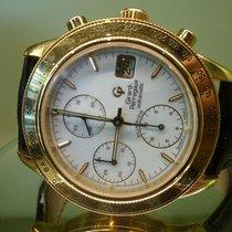 Girard Perregaux modern ref 1030 chronograph OLIMPICO 1992 gold