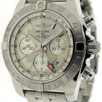 Breitling Chronomat 44 GMT Chronograph Watch AB042011/G745