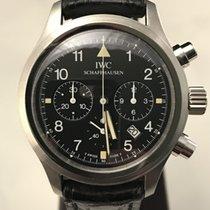 IWC Schaffhausen Fleiger Pilot 3741 Chronograph 36MM Quartz