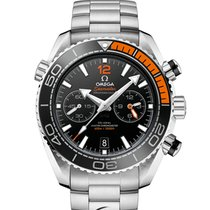 Omega Planet Ocean 600 M Co-Axial Chronometer Chronograph  NEW