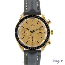 Omega Speedmaster Reduced Yellow Gold