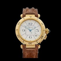 Cartier Pasha de Cartier 18k Yellow Gold Unisex W3004856