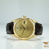 Rolex Oyster Date Ref: 1497 750 / 18K Gold Cal. 1570