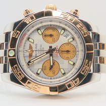 Breitling Chronomat 41 18k Rose Steel Ref. CB0140 (Box&Pap...