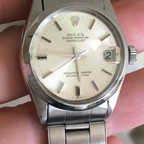Rolex 6824 31mm Ss Perpetual Perpetual Datejust Silver Dial...