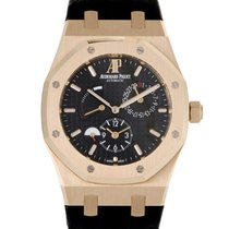 Audemars Piguet Royal Oak Dual Time Automatic Watch 26120OR.OO...
