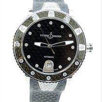 Ulysse Nardin Marine Collection Lady Diver Diamond  40MM ...