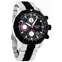 Valentino Homme Mens Swiss Chrono Automatic Watch V40LCA9R909-...