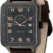 Zeno-Watch Basel Square Spezial Black Retro Automatic