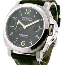 Panerai PAM 00164 44mm Luminor Marina - PAM 164 - Steel Case...